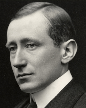 Portrait of Marconi